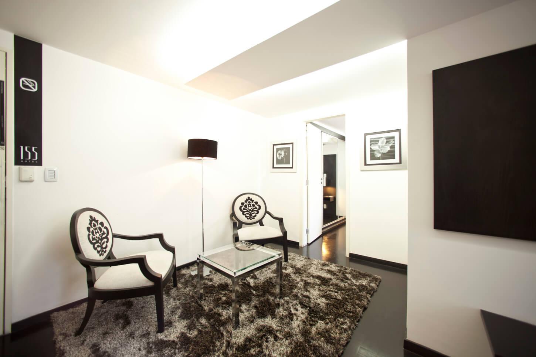 Apartamento suíte luxo