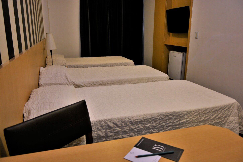 Apartamento standart triplo