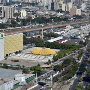 Hotel perto centro de exposições imigrantes